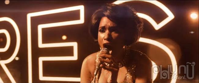 Nữ ca sĩ, diễn viên đoạt giải Grammy và Oscar Jennifer Hudson là lựa chọn phù hợp nhất để hóa thân thành huyền thoại nhạc soul