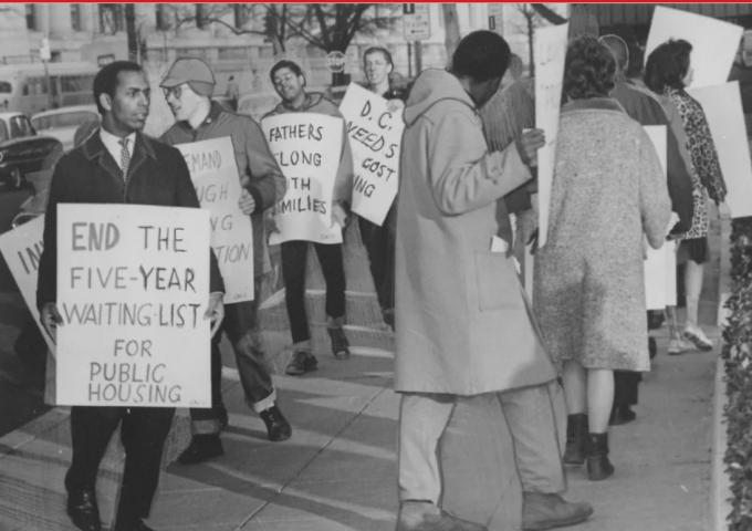 Thành viên SNCC năm 1964. ẢNh: Getty Images