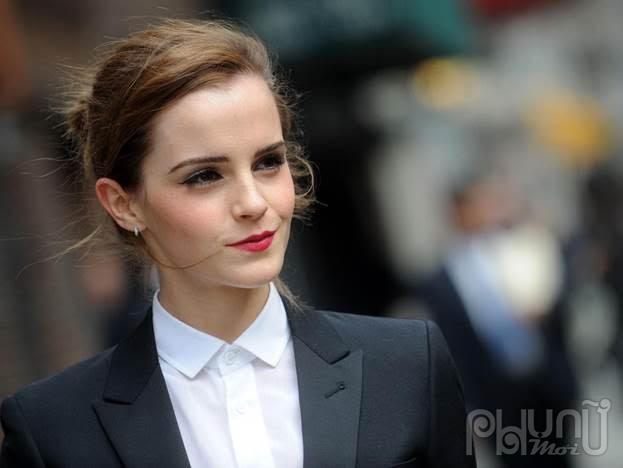 Emma Watson chứng tỏ cô hoàn toàn có thể đảm đương những vai diễn mạnh mẽ