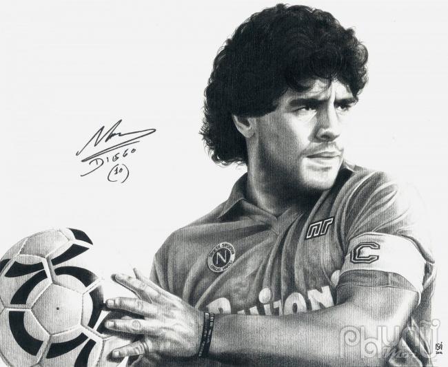 Maradona - Lời nguyền đắm đuối