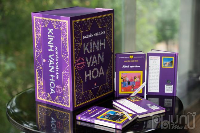 Ấn phẩm Kính Vạn Hoa ra mắt nhân dịp 25 năm kể từ ngày đầu tiên tác phẩm ra mắt