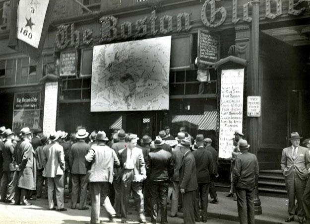Boston Globelà mộttờ nhật báo củaMỹ được thành lập năm 1872, và có trụ sở tạiBoston,Massachusetts.Tờ báo đã giành được tổng cộng26 giải Pulitzer, và có số lượng phát hành trong tuần là 92.820 trong ba tháng cuối năm 2019.Boston Globelà nhật báo lâu đời nhất và lớn nhất ở Boston (ảnh tư liệu)
