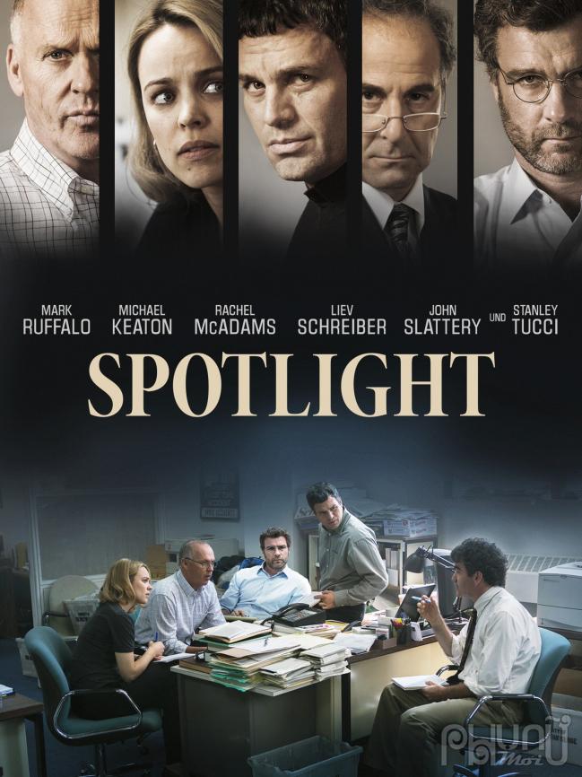 Poster phim Spotlight