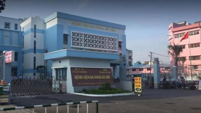 Bệnh viện quận Gò Vấp, TP. HCM