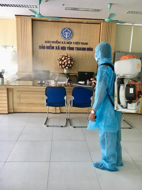 Thanh Hoá tích cực phòng chống dịch