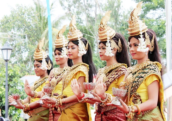 Lễ hội Chol Chnam Thamy