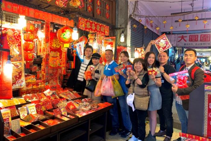 Việc sum họp ngày Tết với người dân Đài Loan quan trọng