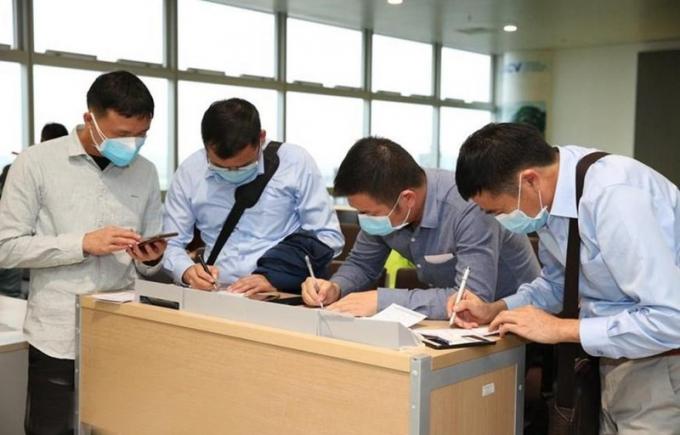 Hà Nội, TP. Hồ Chí Minh yêu cầu người dân các địa phương khai báo y tế khi trở lại thành phố (Ảnh minh họa)