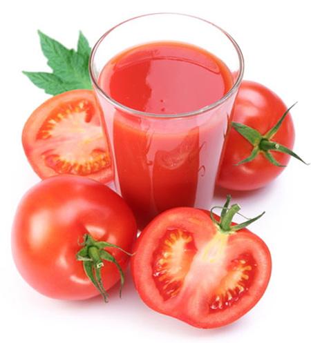 Quý ông nên ăn trung bình 2 muỗng cà chua xay mỗi ngày để có sức khỏe sinh sản tốt hơn.