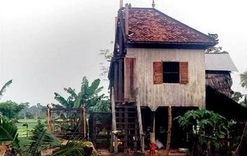 Ông chồng người Campuchia kiên quyết thực hiện chia đôi tài sản theo đúng nghĩa đen.