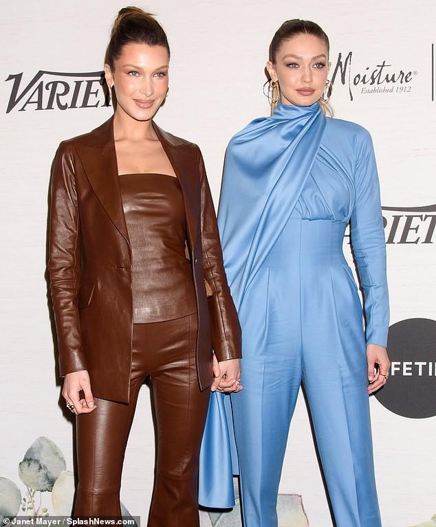 Hai chị em Gigi và Bella luôn đồng hành trong sự nghiệp người mẫu.