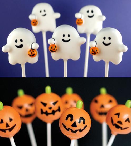 Kẹo ngọt là một phần không thể thiếu của ngày Halloween.