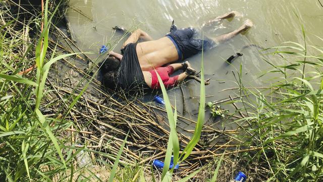 Sự việc đau lòng xảy ra ngay trước mắt Tania Vanessa Ávalos, vợ của nạn nhân.