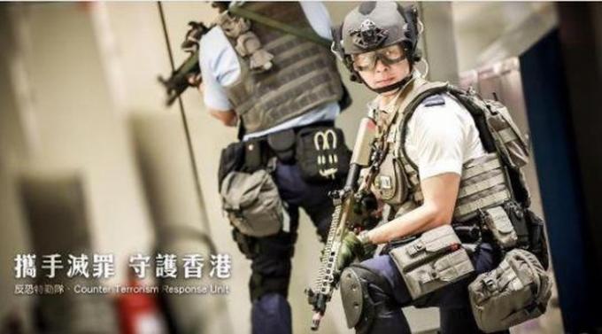 Biệt đội Phi Hổ của Hong Kong tinh nhuệ cỡ nào?