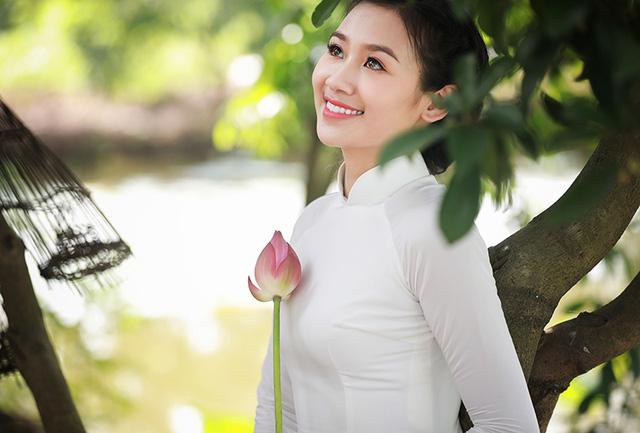 Sự cá tính ở một người phụ nữ sẽ thật thu hút nếu vẫn giữ được nét đoan trang nhu mì của phụ nữ.