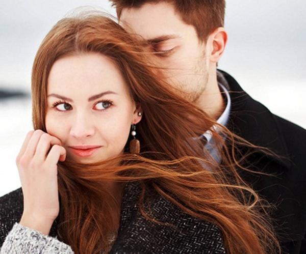 Mùi hương cơ thể hấp dẫn người khác giới.