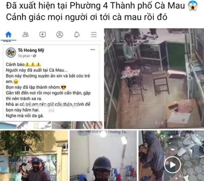 Hình ảnh Hường đăng trên Facebook từng được nhiều Facebooker ở Hải Phòng, Kon Tum và Tiền Giang sử dụng.