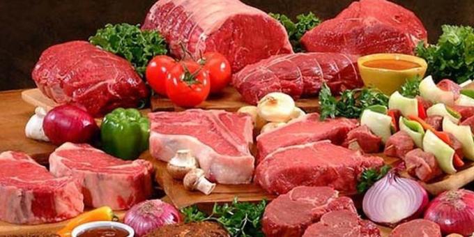Thịt đỏ được xem là loại thịt bổ dưỡng nhấtvì chứa nhiều dưỡng chất quan trọng.
