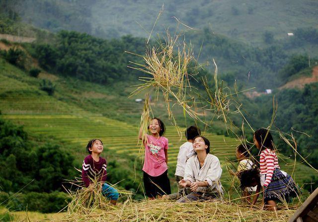 Những điều bình dị ở Tây Bắc khiến Tâm An cảm nhận được hạnh phúc ý nghĩa của cuộc sống.
