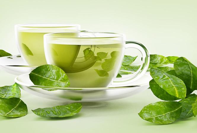 Nên uống 2 tách trà xanh mỗi ngày khiến bệnh tật tránh xa, tinh thần sảng khoái.
