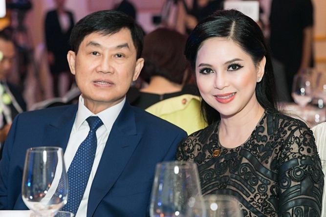 Lê Hồng Thủy Tiên, vợ của vua hàng hiệu có tên trong danh sách 50 phụ nữ ảnh hưởng nhất Việt Nam năm 2019 doTạp chí Forbes Việt Nam công bố.