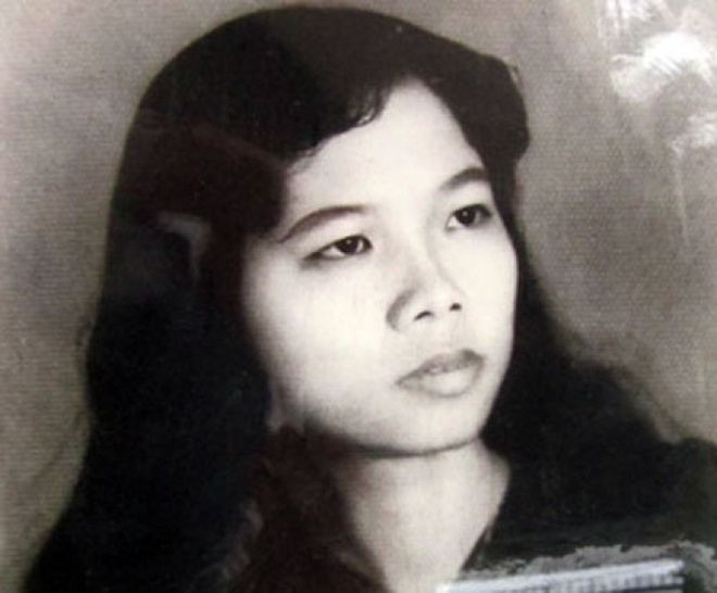 Bà Vũ Minh Nghĩa, nữbiệt động duy nhất tham gia tấn công Dinh Độc Lập. Ảnh tư liệu