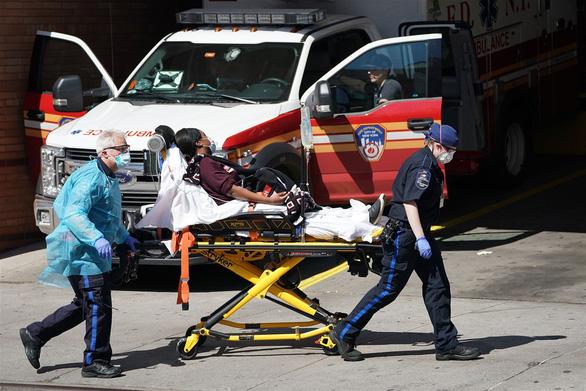 Người Mỹ gốc Phi có nguy cơ tử vong cao gấp ba lần so với người khác. Ảnh: AFP