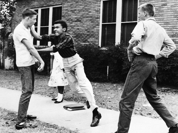 Phân biệt chủng tộc trở thành nỗi ám ảnh của nước Mỹ trong nhiều thập kỷ.
