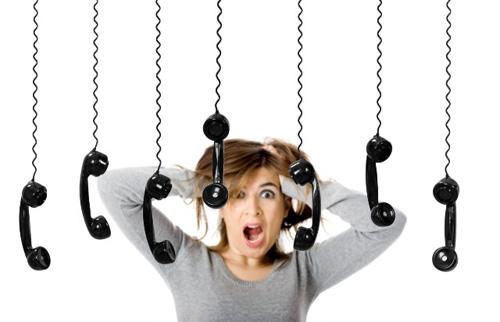 Nhà mạng chặn cuộc gọi rác, vì telesales suồng sã, bất chấp giờ giấc?