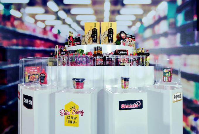 Masan sở hữu nhiều thương hiệu hàng tiêu dùng được ưa chuộng.