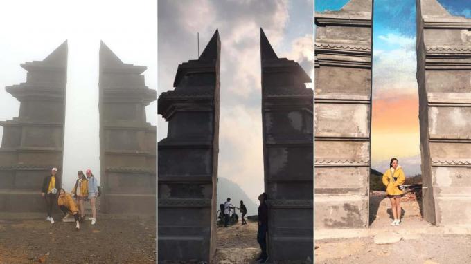 """Nhiều du khách đã bày tỏ thất vọng về sự khác nhau giữa thực tế và những bức ảnh """"sống ảo"""" được đăng tải trên các trang mạng (ảnh: dulichvietnam)"""