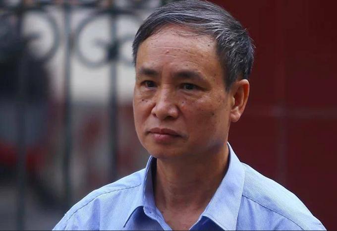Bị cáo Phạm Văn Khuông