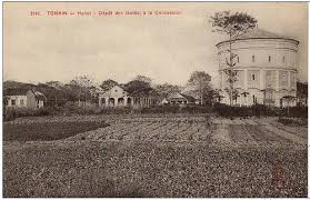 Tháp nước Đồn Thuỷ, 1 trong 2 tháp nước cổ nhất Hà Nội