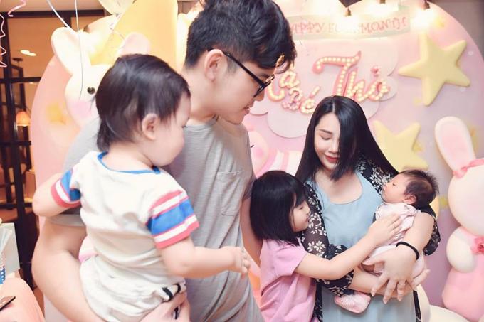 Gia đình hạnh phúc của Gào