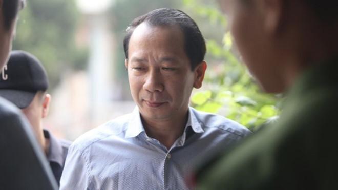 Ông Trần Đức Quý, phó chủ tịch UBND tỉnh Hà Giang