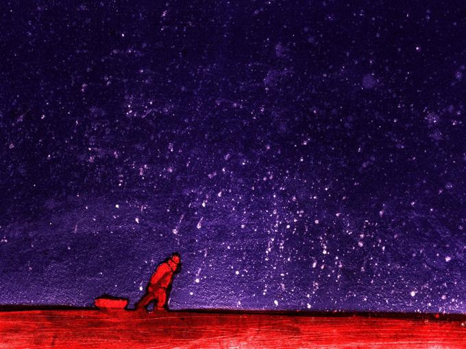 Nữ khoa học gia kể hành trình cô độc ở sao Hoả trắng (Kỳ II)