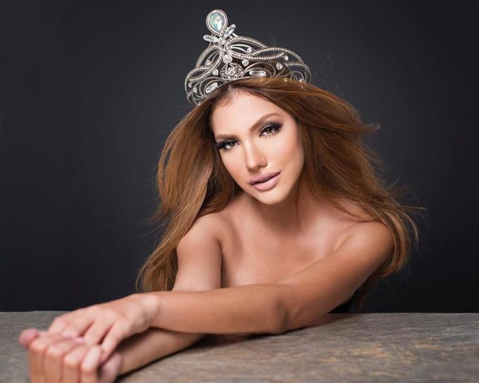 Valentina luôn là ứng cử viên nặng ký của Miss Grand International trong suốt cuộc thi
