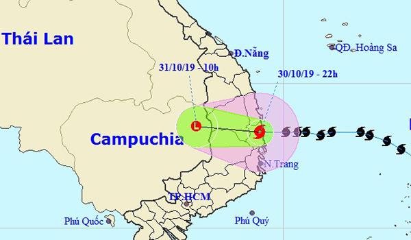 Tâm bảo ở khu vực Phú Yên và Quy Nhơn