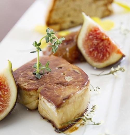 Gan ngỗng là nguyên liệu chính cho món ăn tinh hoa nước Pháp