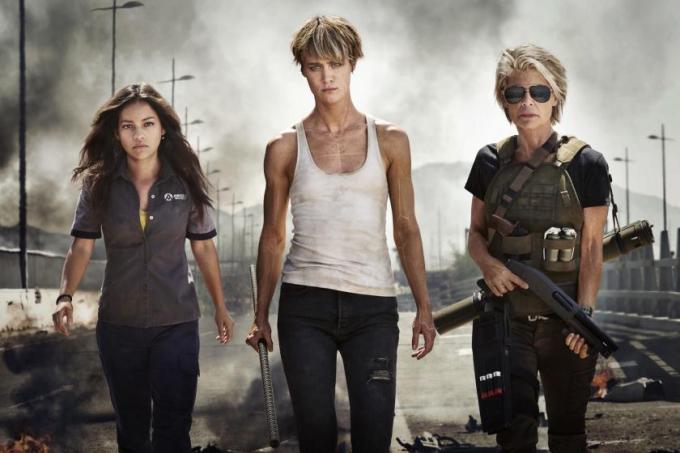 Bộ ba nữ quyền trong Kẻ huỷ diệt: Vận mệnh đen tối