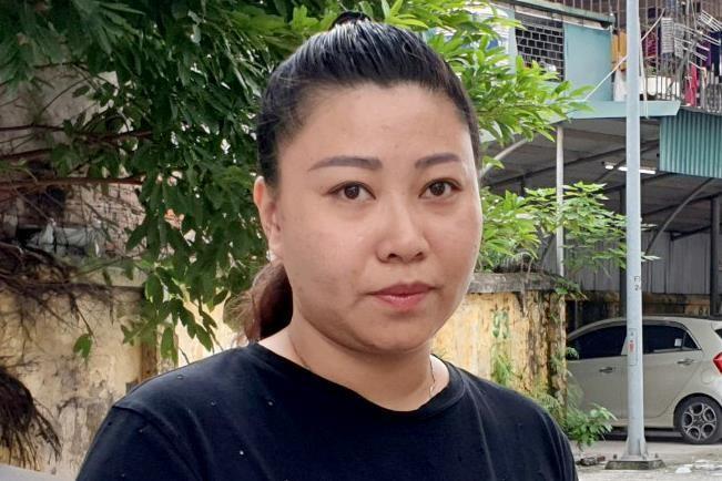Bà Lê Thị Hiền (Ảnh: Zing.vn)