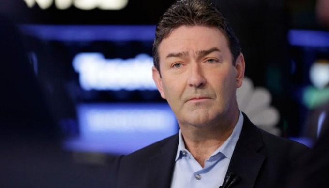 Steve Easterbrook, CEO vừa mất chức của McDonald's