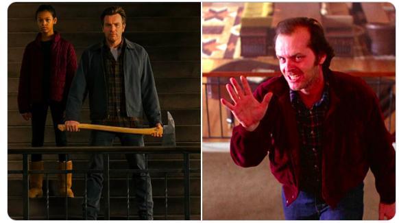 Jack Torrance đã mặc chiếc áo cùng màu với Abra