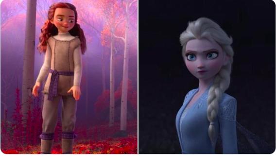 Iduna đang được đưa vào tầm ngắm trong Frozen 2