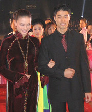 Johny Trí Nguyễn và Ngô Thanh Vân, cặp đôi của
