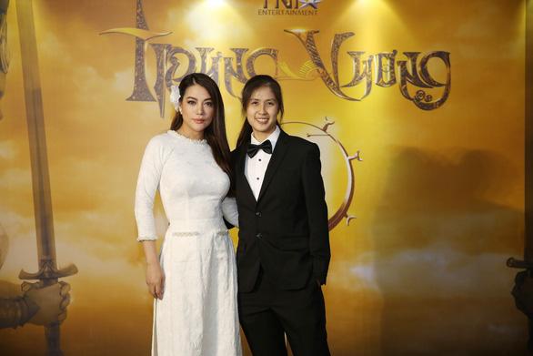 Nhà sản xuất dự án She Kings Trương Ngọc Ánh và Janet Ngo