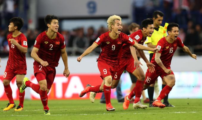 Asian Cup là giải đấu nhận được sự quan tâm lớn của người dùng Google Việt Nam