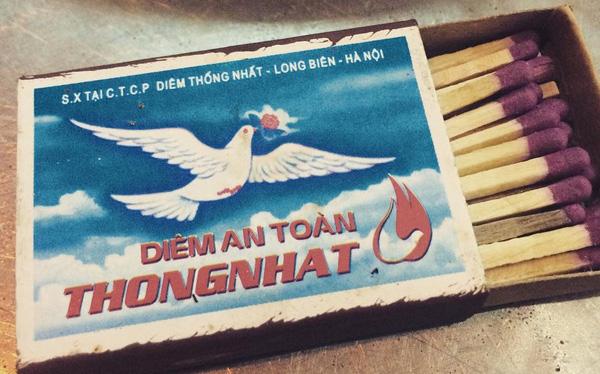 Lãnh đạo Công ty Cổ phần Diêm Thống Nhất khẳng định sẽ giữ logo cánh chim hòa bình