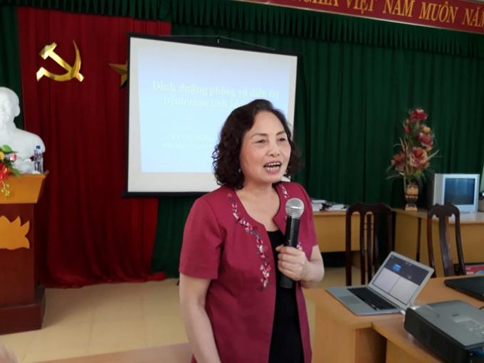 GS-TS Lê Thị Hợp
