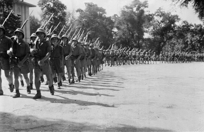 Lực lượng vũ trang cách mạng tham gia phong trào Nam tiến, sát cánh cùng đồng bào Nam bộ và Nam Trung bộ đánh giặc cứu nước